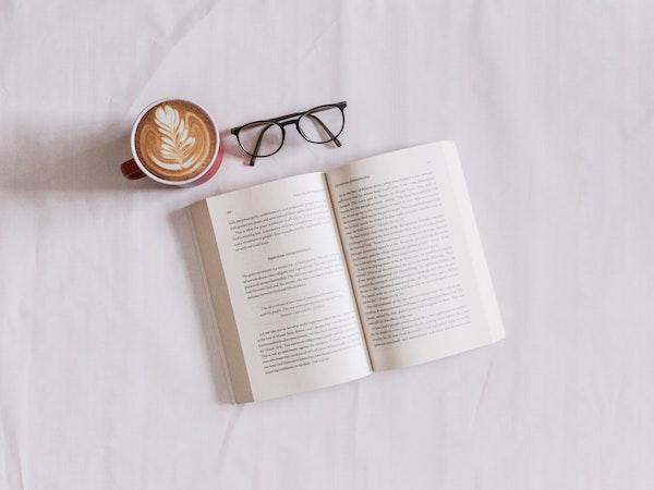 ランニングをしながら読書