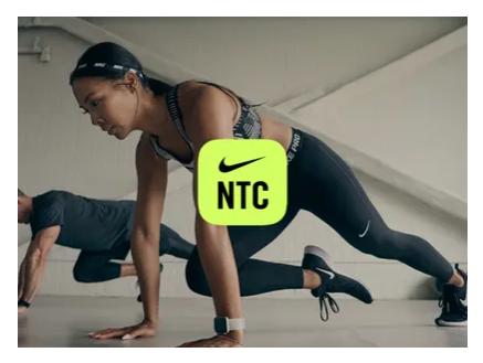Nike Training Club(ナイキトレーニングクラブ)アプリを観ながらできるランニングと併用したい筋トレ・ストレッチ