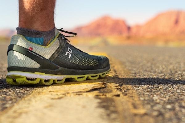 Shoes 自分の足にあったランニングシューズを選ぶ